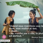 Citation de Shunryu Suzuki