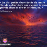 Citation de Carl Gustav Jung