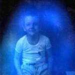 Couleurs de l'aura : le bleu