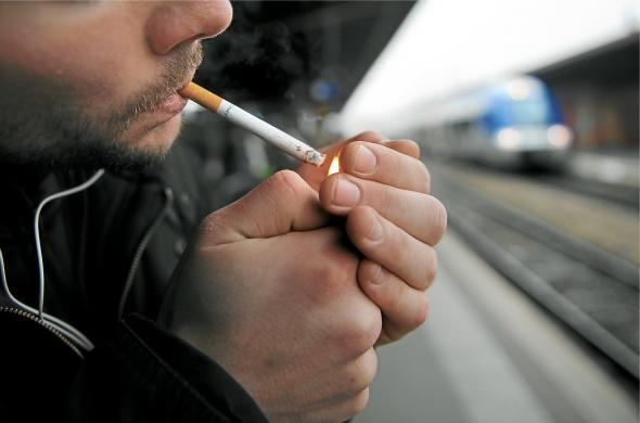 La dépendance de nicotine et la conscience