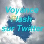 Nouveau RDV : Voyance Flash sur Twitter