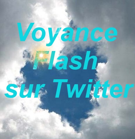 Voyance Flash Twitter