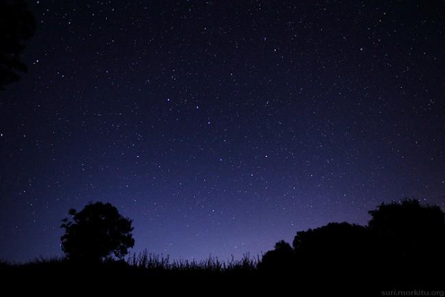 notre planete ciel etoile claire thomas medium