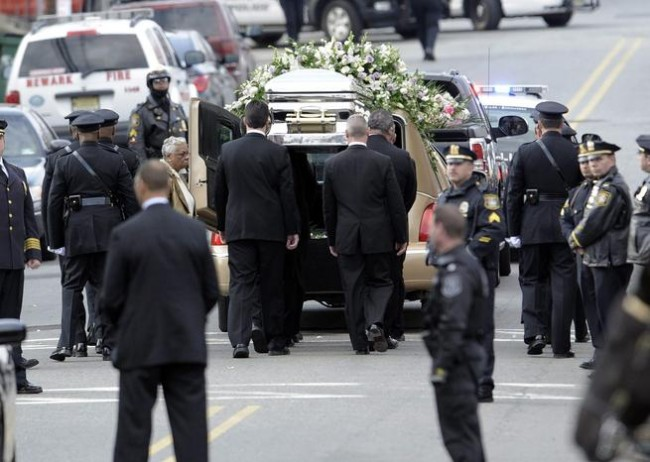 Funeral for Whitney Houston