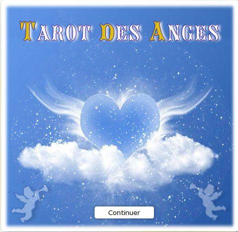 Tirage Gratuit : le tarot des anges