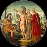 Le secret de la Pomme d'Amour, dans le Grimoire du Petit Albert, XVIIème siècle