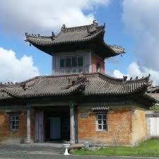 temple mongolia