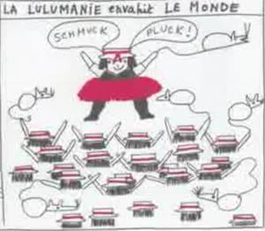 vilaine-lulu-television