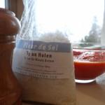 Recettes : velouté de poivron rouge