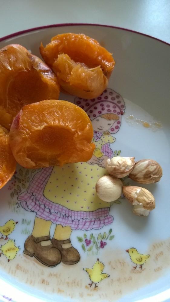 Amande d'abricot