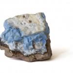 Pierres : Opale Bleue