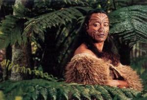 Guerier_Maori