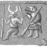 Le Berserker, guerrier-fauve du folklore scandinave