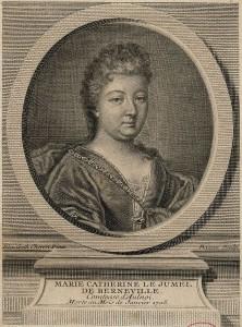 La baronne d'Aulnoy