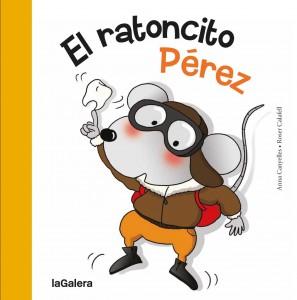 Livre en espagnol sur El ratoncito Pérez