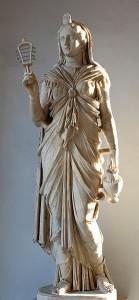 Statue romaine d'Isis