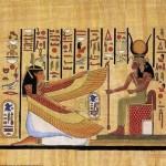 La puissance d'Isis chez les Égyptiens antiques