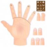 La forme des mains en chiromancie