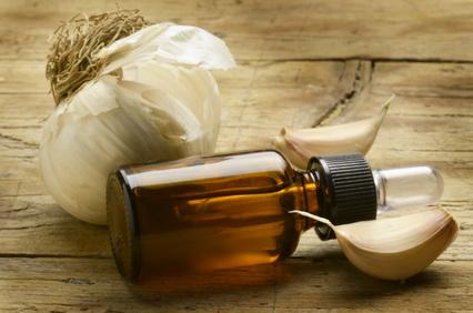 huile essentielle d'ail