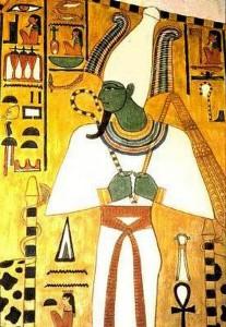 Osiris momifié, pharaon de l'Au-delà