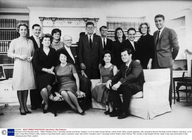 Le clan des Kennedy