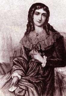Portrait de Marie Anne Adelaïde Lenormand