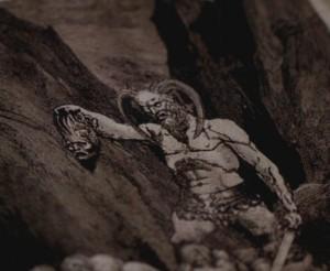 Samhain, le dieu de la mort