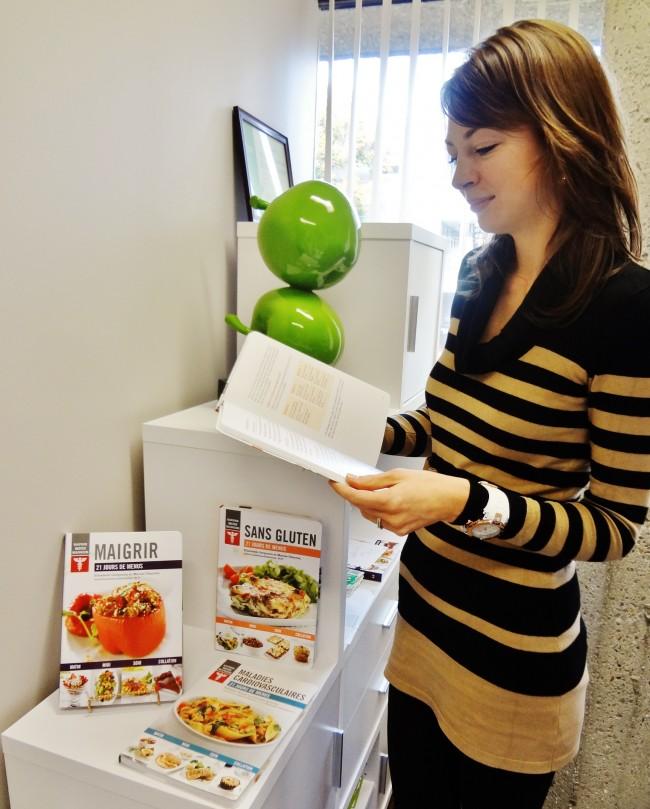 Andréanne Martin, diététiste et nutritionniste à Québec