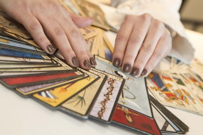 Tarot-oracle