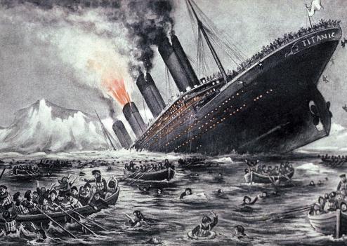 14 avril 1912: le Titanic s'enfonce dans les eaux glacées de l'Atlantique