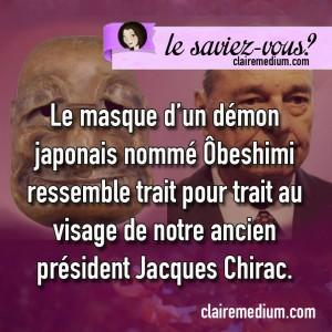 saviez-vous-masque-demon-obeshimi-chirac