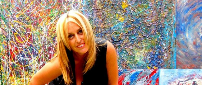 Suzanne Longval, artiste peintre de Québec.
