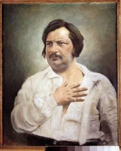 Honoré de Balzac aurait été atteint d'une psychose maniaco-dépressive.
