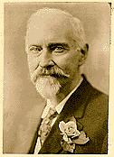 """Le Colonel Churchward, auteur du livre """"Le Continent perdu de Mu"""""""
