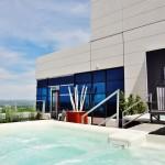 Culture spa au Québec : se détendre au 17e étage d'un immeuble