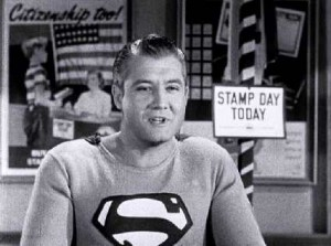 L'acteur George Reeves