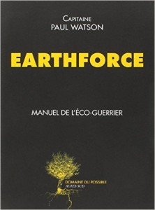 earthforce couverture
