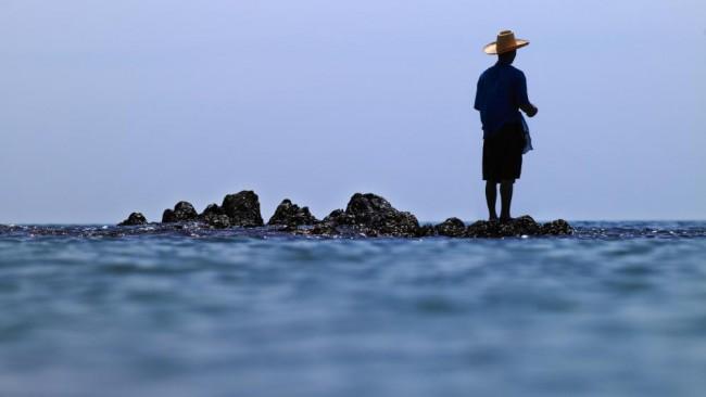 phoot une mer
