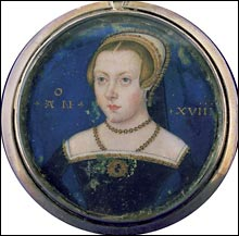 Lady Jane Grey a été tuée en 1554.