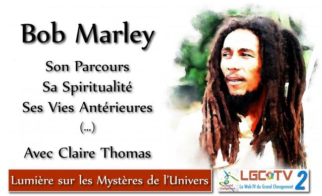 Bob Marley Claire Thomas