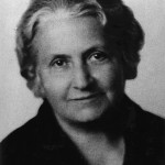 Maria Montessori, créatrice de la pédagogie Montessori
