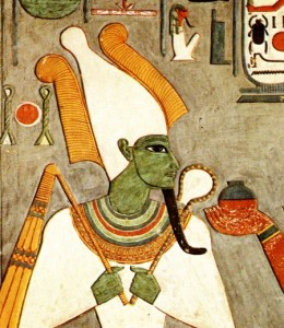 Le Dieu Osiris