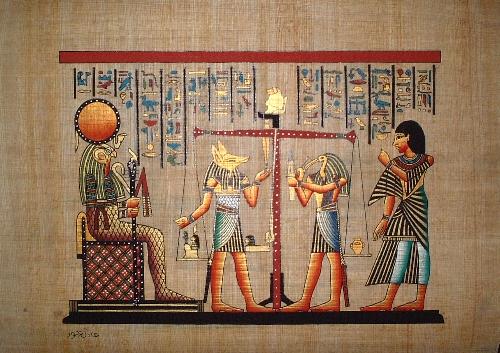 horus et thot une