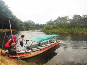 Embarcadère pour les Îles San Blas
