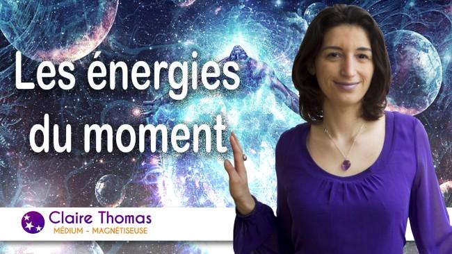 les énergies du moment