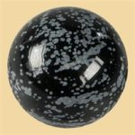 Pierres : L'Obsidienne