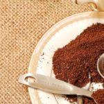 Conseils : Recycler le marc de café