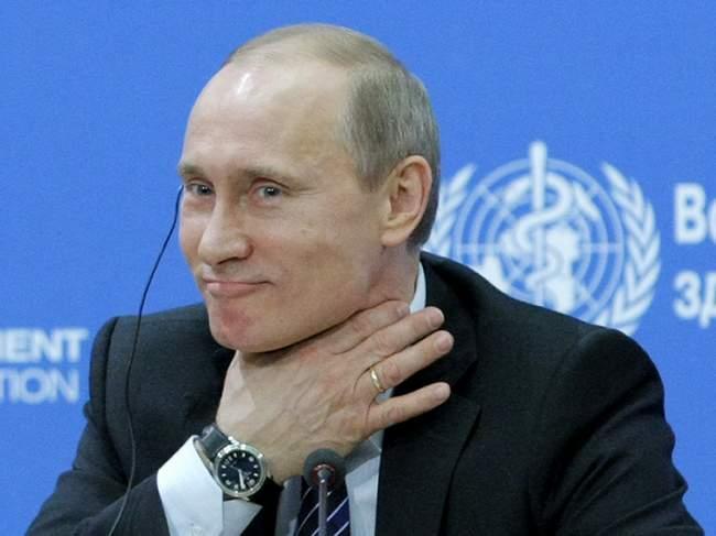 La Russie de Vladimir Poutine est-elle contrôlée par les Illuminati ?
