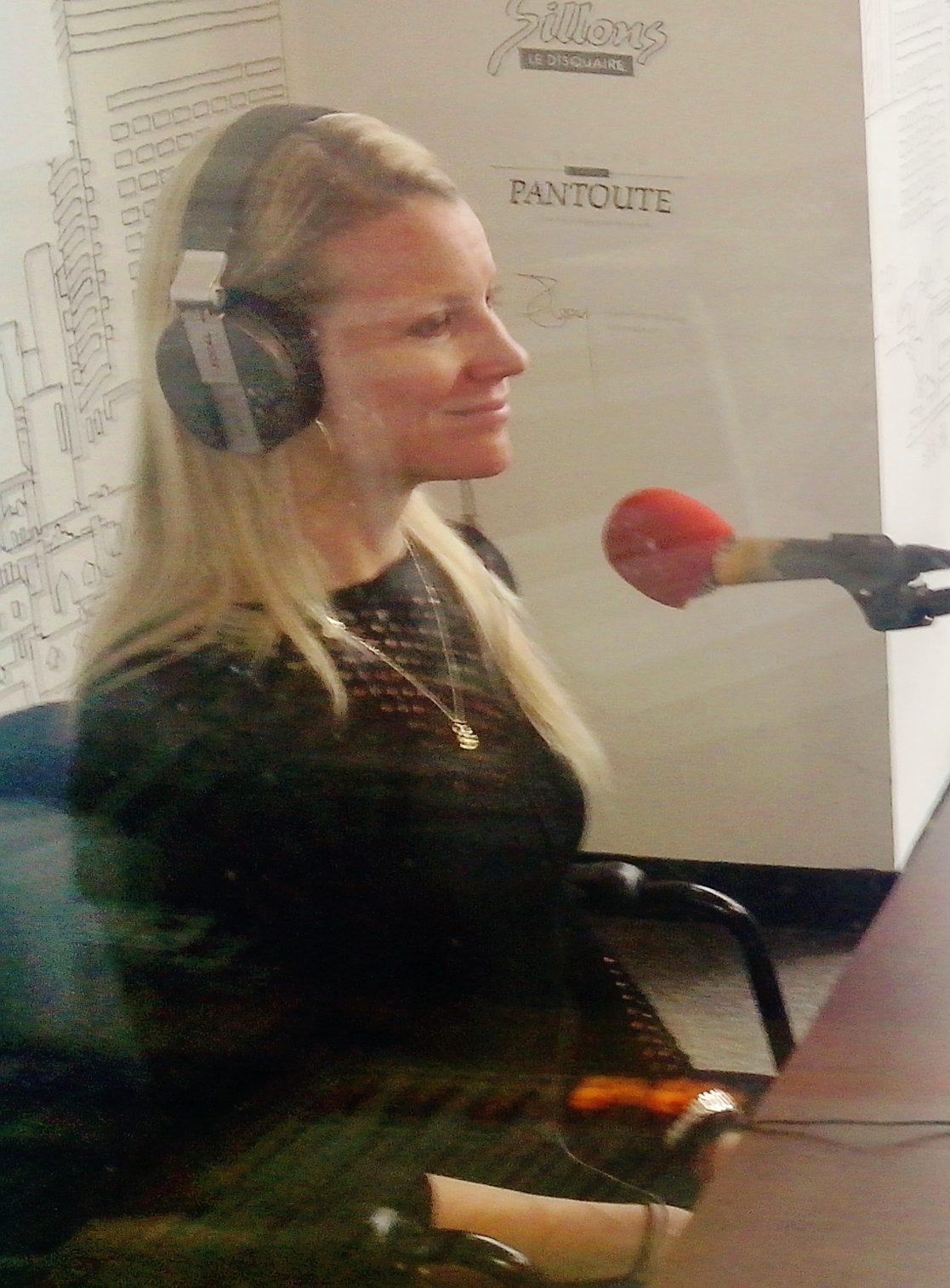 Amélie Beaumont : une métamorphose, du journalisme au yoga