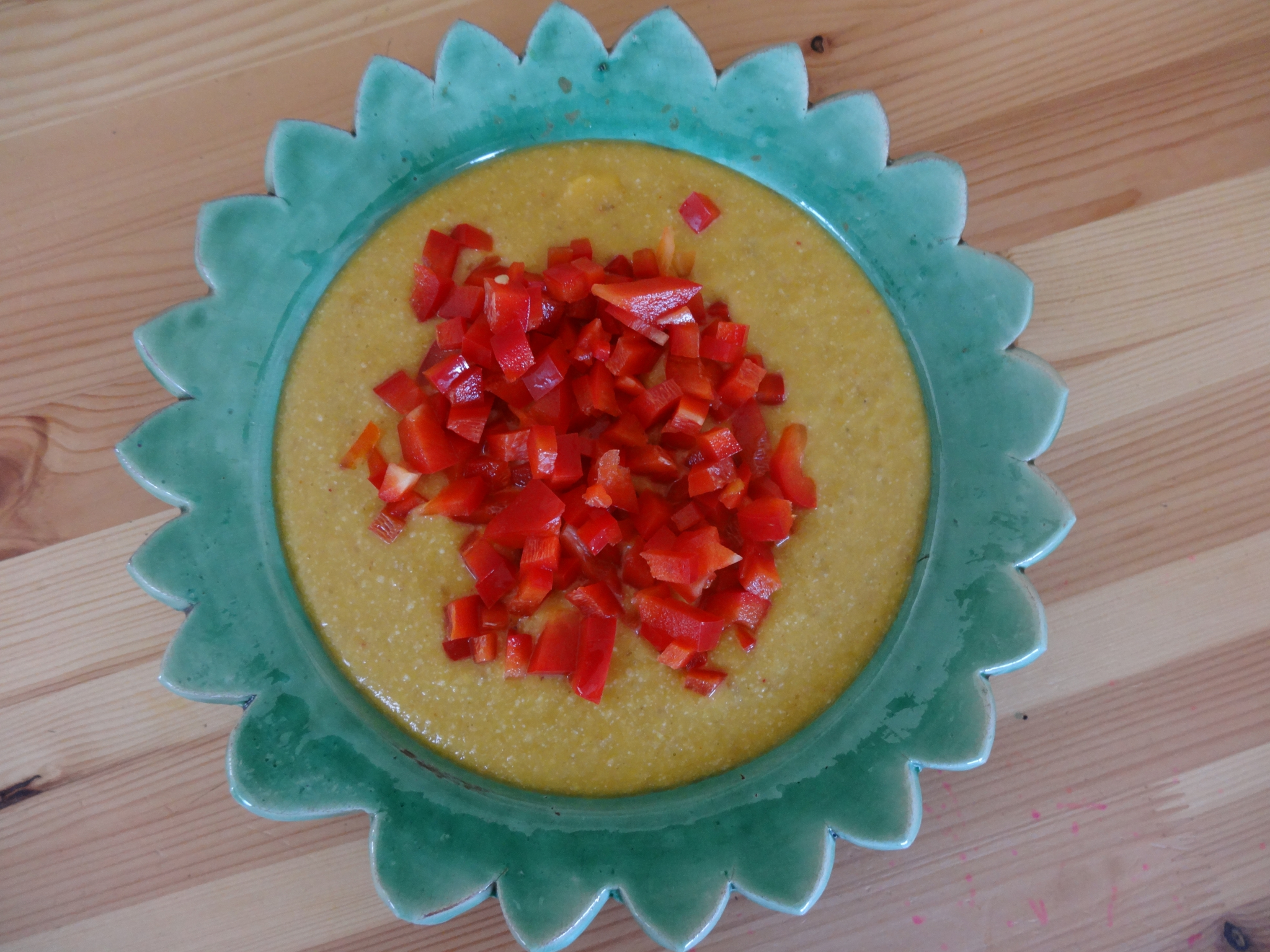 Recette : soupe de mangue